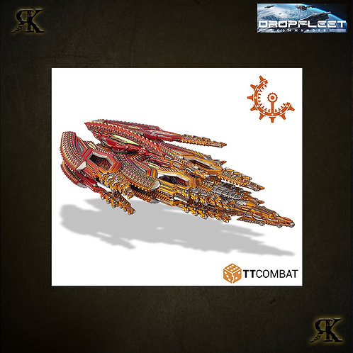 Shaltari Dreadnought