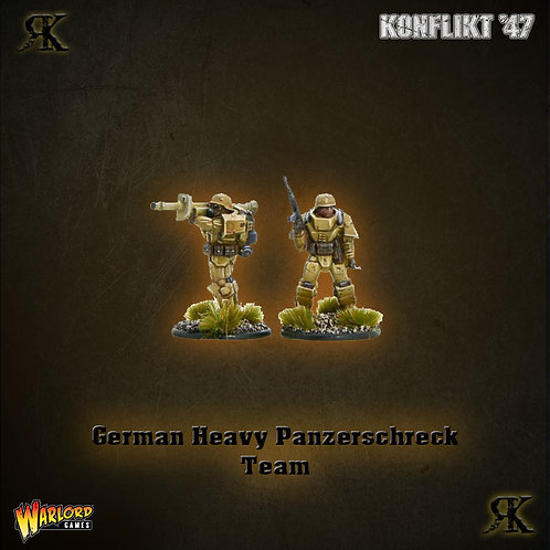 German Heavy Panzershreck Team