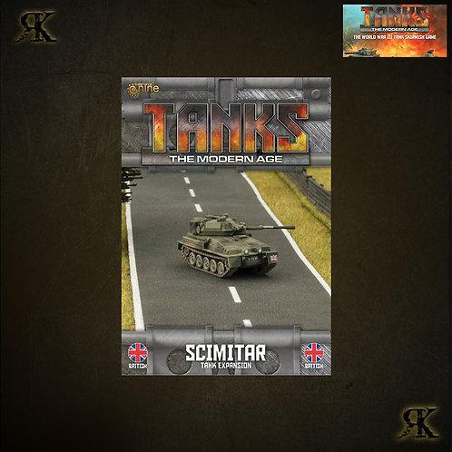 British Scorpion / Scimitar Expansion