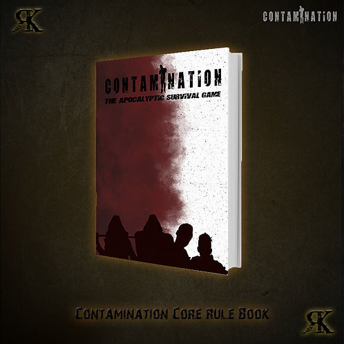 Contamination Core Rule Book