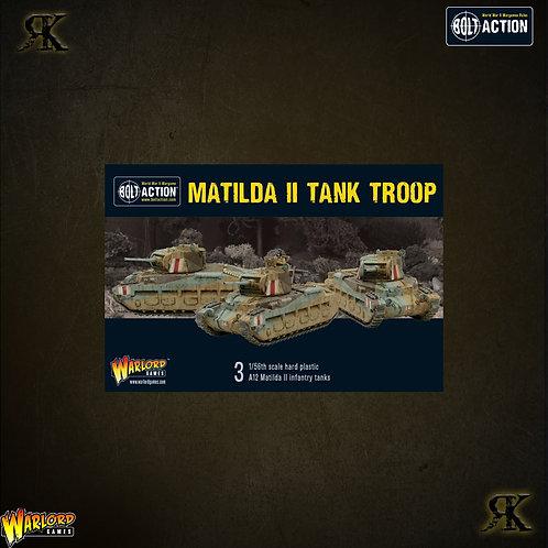 Matilda II Tank Troop
