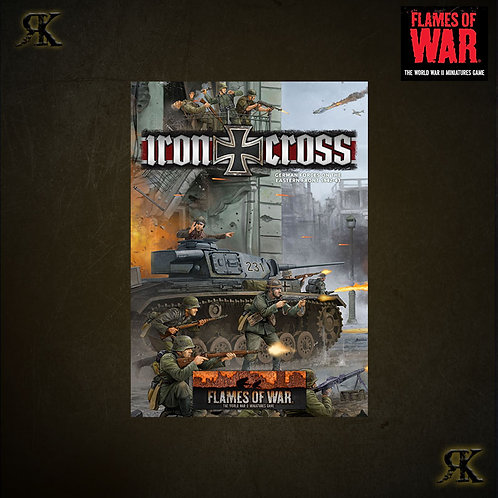 Iron Cross: German Forces on the Eastern Front 1942-43