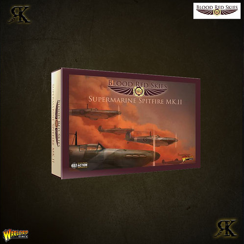 British Spitfire 6 Plane Squadron