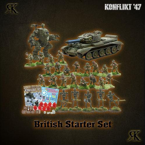 British Starter Set