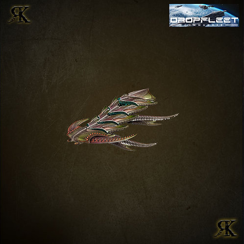 SCOURGE BATTLESHIPS - Daemon/Dragon