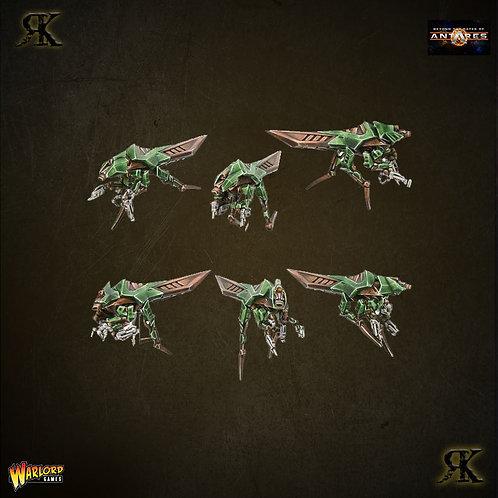 Virai Dronescourge Constructor squad