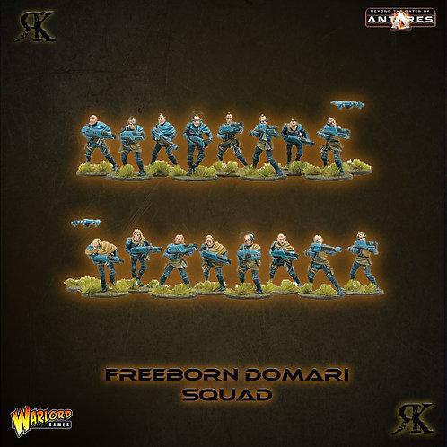 Freeborn Domari Squads (Plastic)