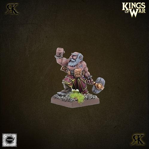 Dwarf Stone Priest