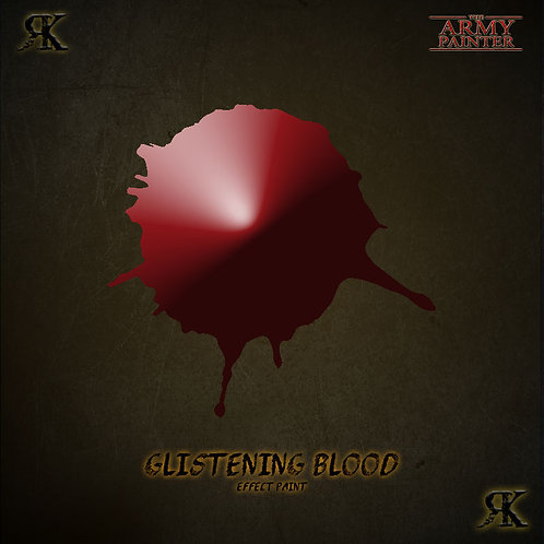 Glistening Blood