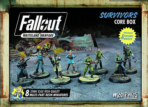 Survivors Core Box