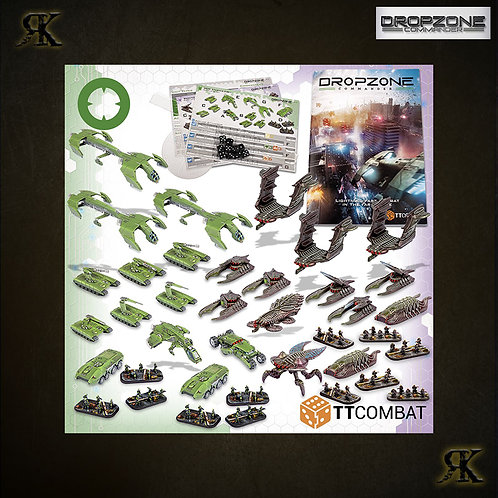 Dropzone Commander: 2 Player Starter Box