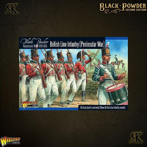 British Line Infantry (Peninsular War)