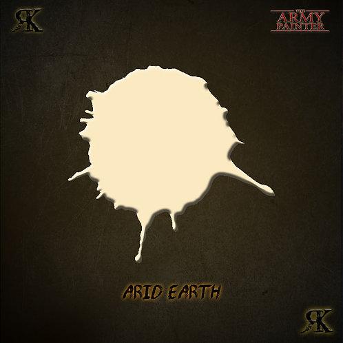 Arid Earth
