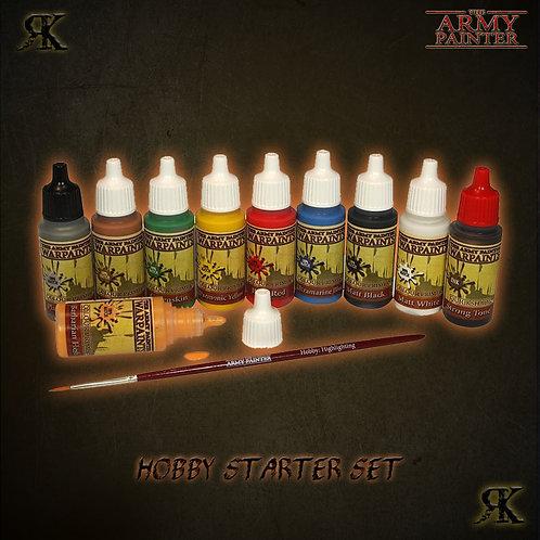 Army Painter Hobby Starter Set