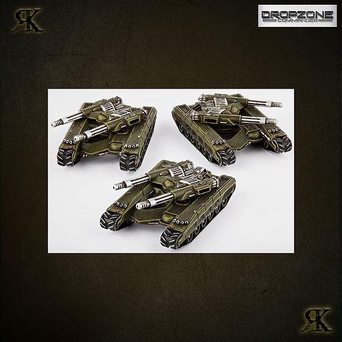 Katana / Fireblade Light Tank