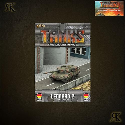West German Leopard 2 Expansion