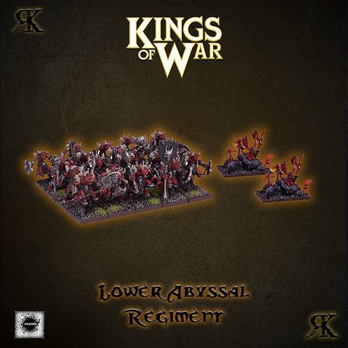 Lower Abyssal Regiment