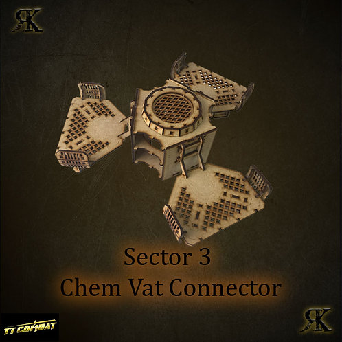Sector 3 Chem Vat Connector