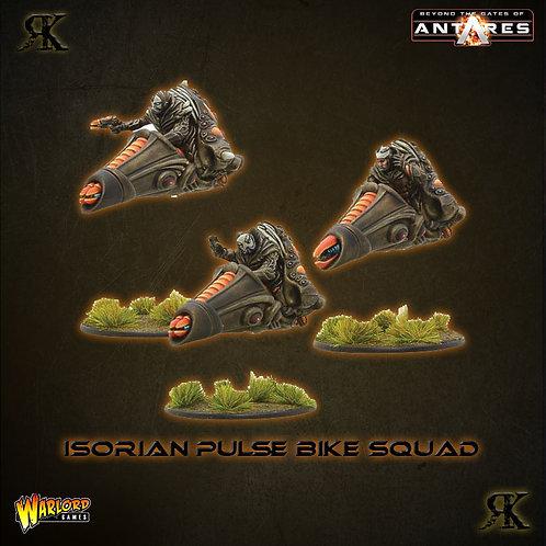 Isorian Pulse Bike Squad
