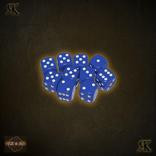 Basic Blue D6