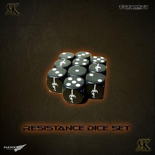 Resistance Dice Set