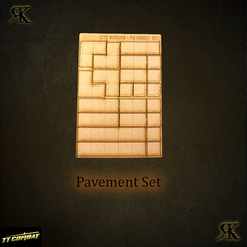 Pavement Set