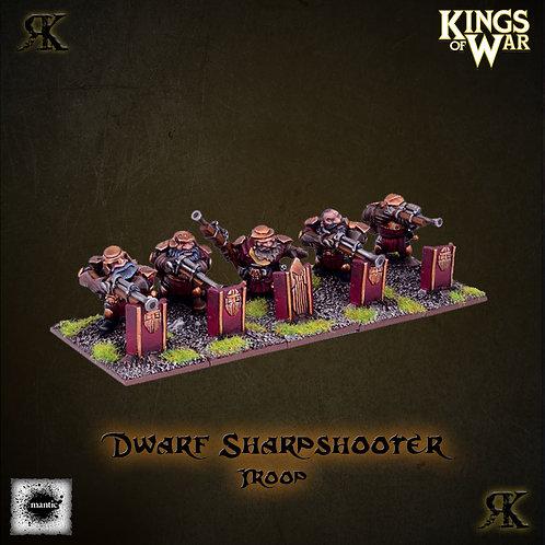 Dwarf Sharpshooter Troop
