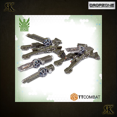 Longbow Howitzers