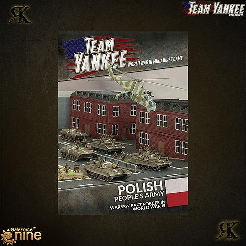Polish Peoples Army