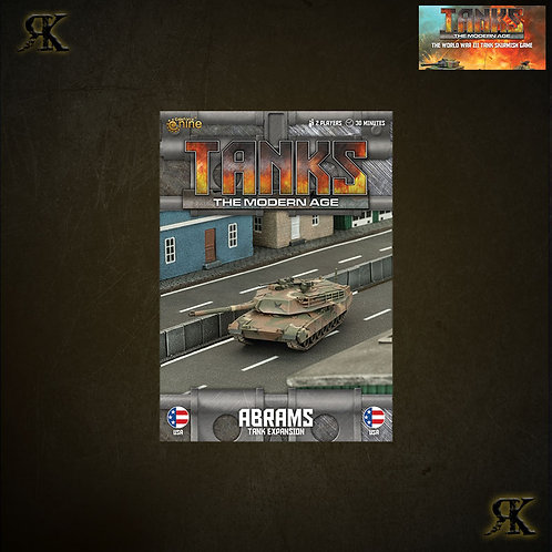 US Abrams M1/M1A1/IPM1 Expansion