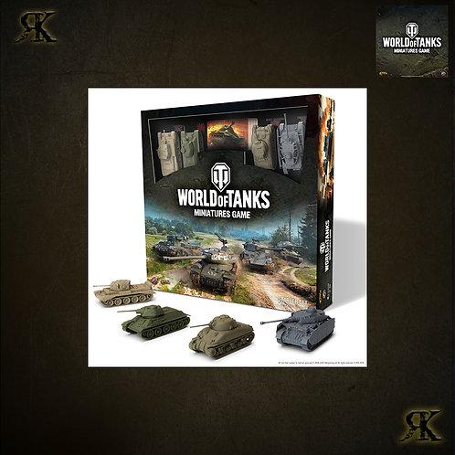 World of Tanks Starter Set