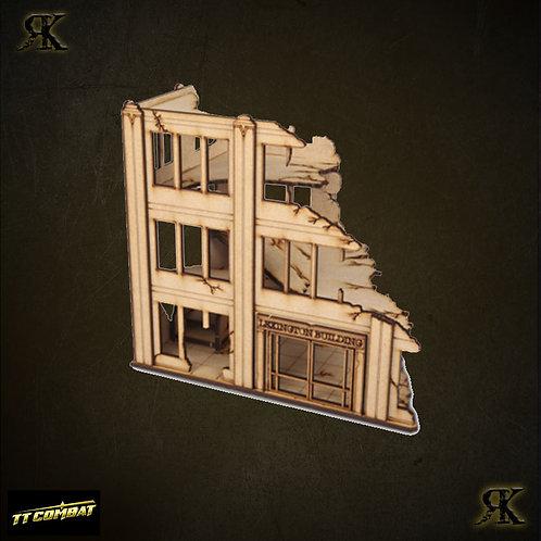 Ruined Lexington Building
