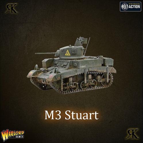M3 Stuart (Plastic)