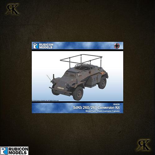 284039 - SdKfz 260/261 Upgrade Kit