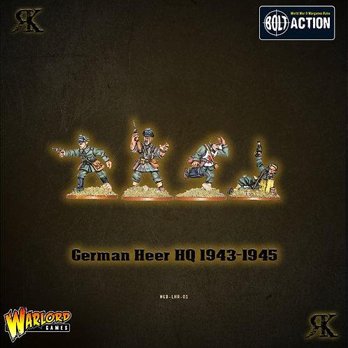 German Heer HQ (1943-45)