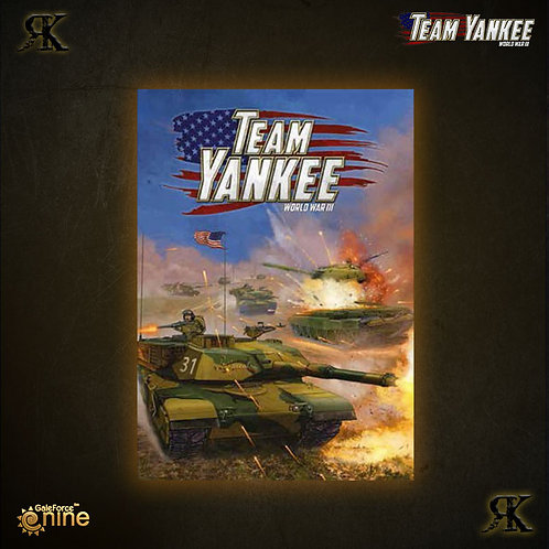 Team Yankee Rulebook