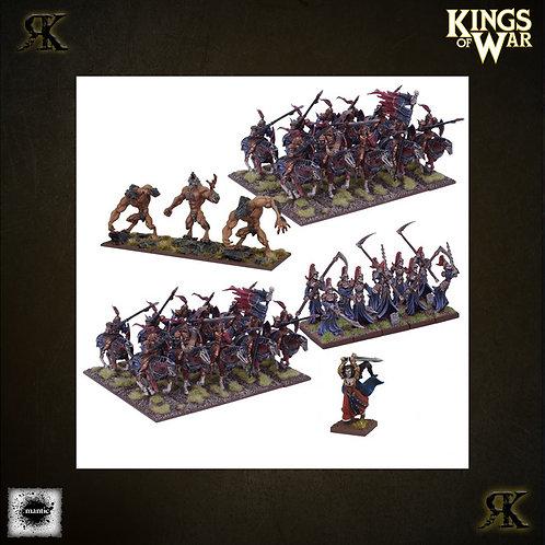 Undead Elite Army