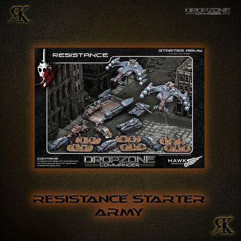 Resistance Starter Army