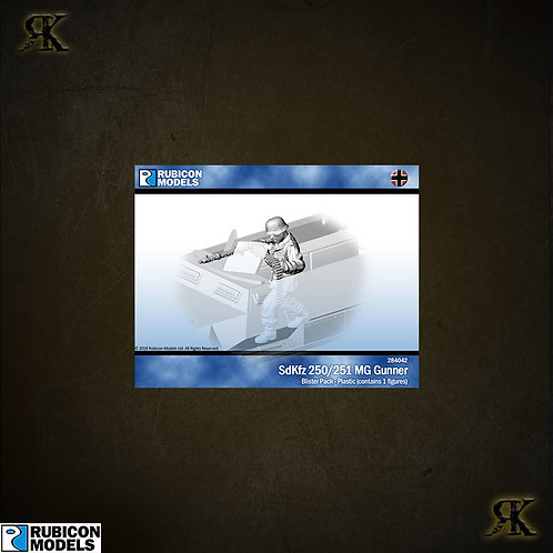 284042 - SdkFz 250/251 MG Gunner