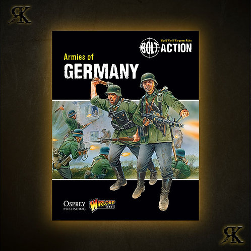 Armies of Germany - 1st Edition