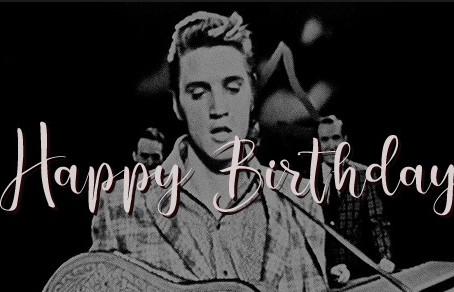 Happy Birthday King