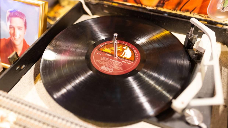 Vinyl magic