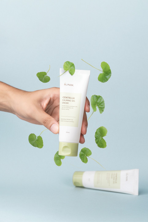 Reference photoshoot - Skin care / Cream