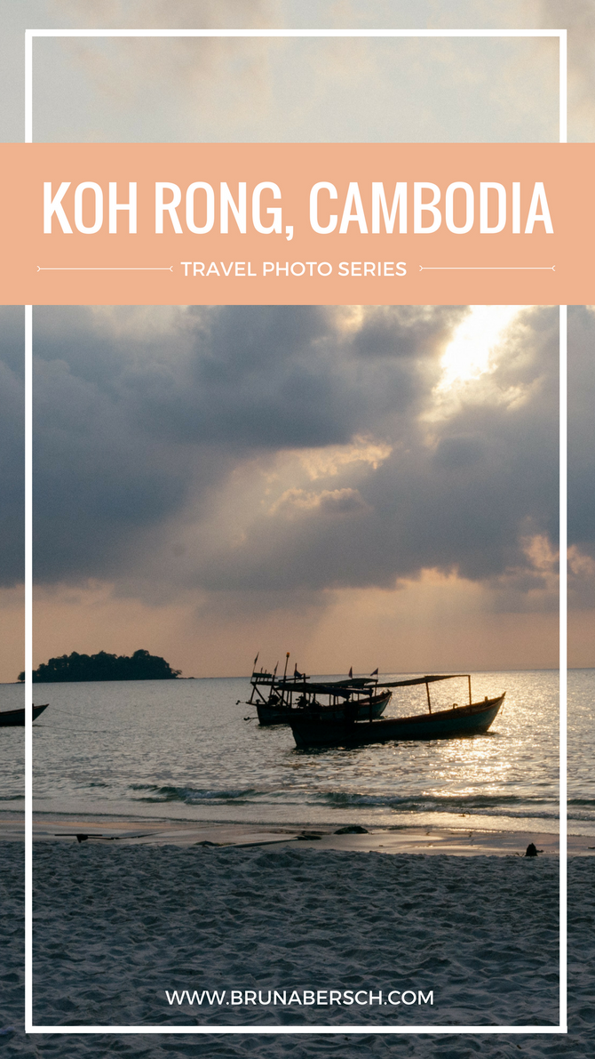 Travel Series - Beautiful Koh Rong
