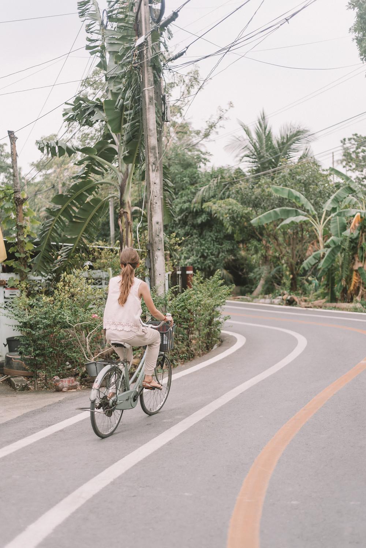 Bikining in Bang Krachao - Bangkok's green lung