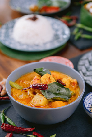 Curry - Work for La Passion by Achariyak