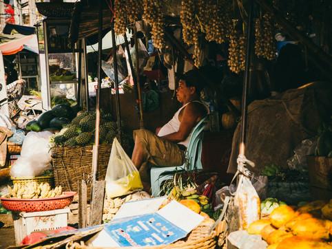 Cambodia's street markets