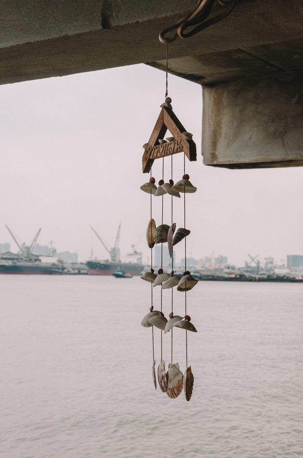Viiew from pier - Bang Krachao - Bangkok's green lung