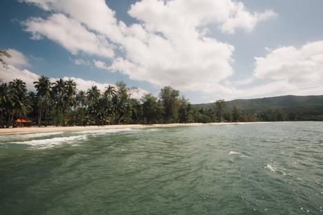 island in cambodia travel photography