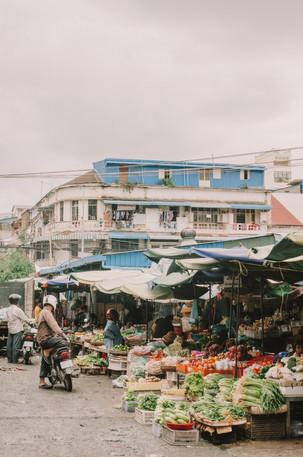 Kandal Market, Phnom Penh - Cambodia